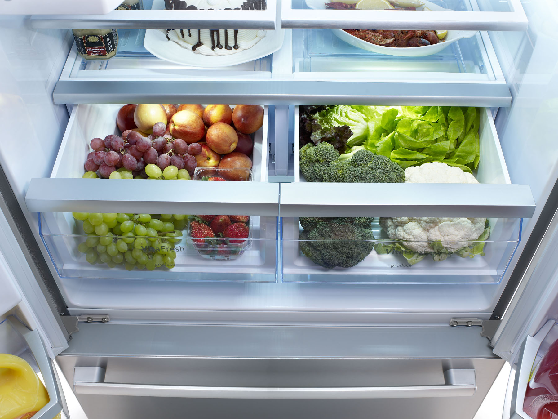 How to store food in the refrigerator - gadgets f.