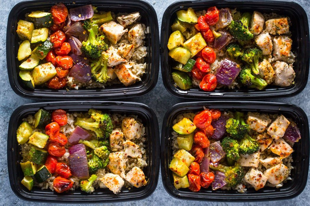 how to cook vegetables for meal prep